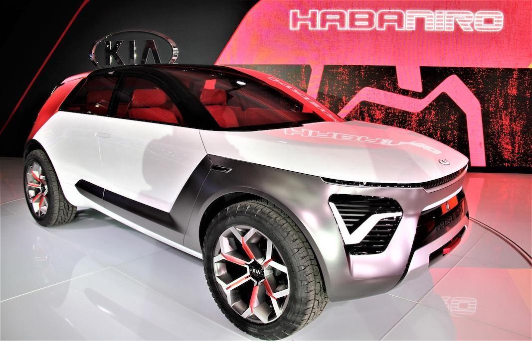 HabaNiro, el concepto que muestra la visión de Kia sobre el futuro de los vehículos eléctricos