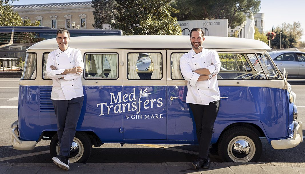Med Transfers: un paseo por las estrellas (Michelin) de Madrid y Barcelona