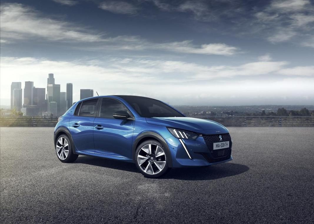 Peugeot abre pedidos para el nuevo 208, incluido el eléctrico