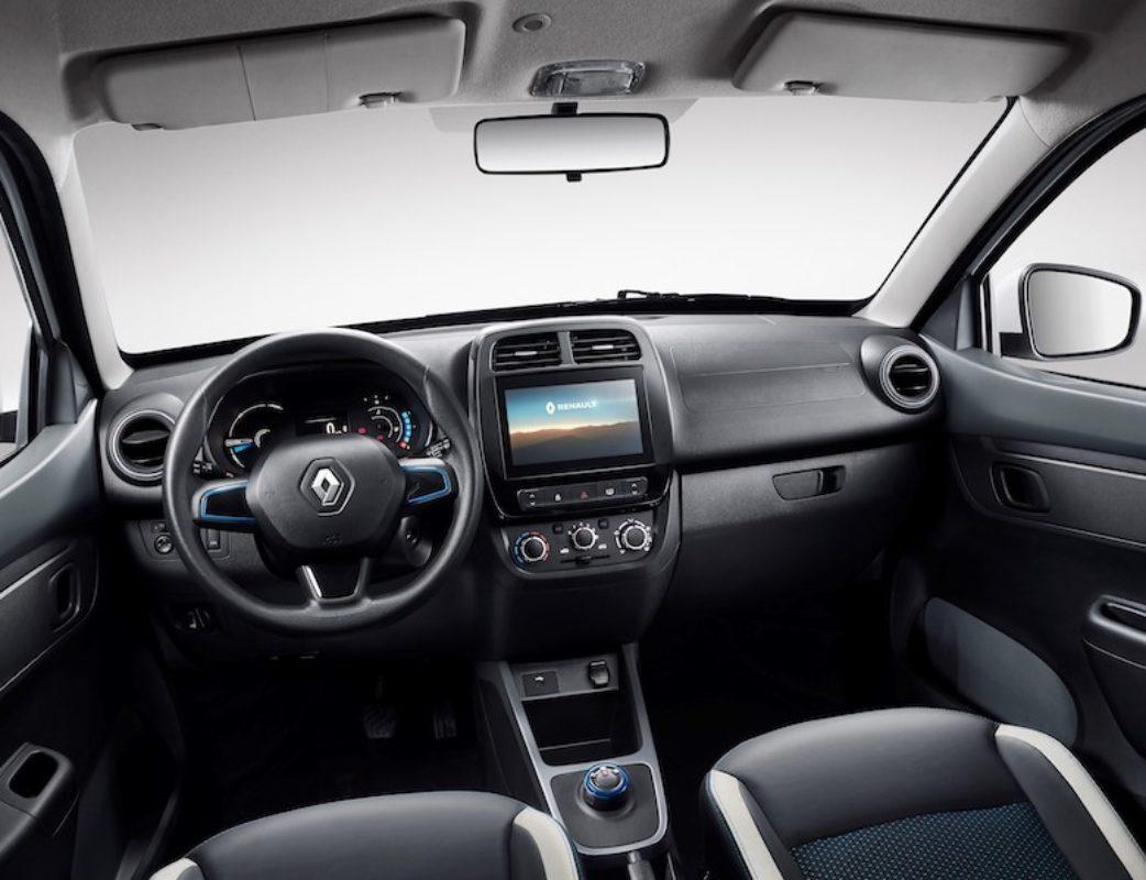 2019 – Renault CITY K-ZE
