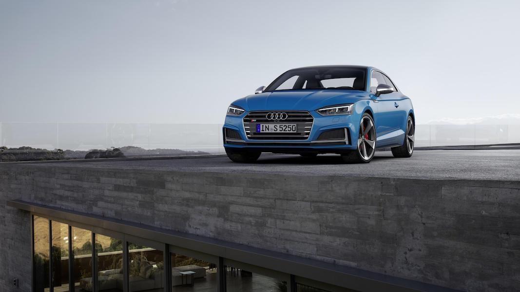 Los Audi S5 Coupé y S5 Sportback reciben por primera vez un motor diesel