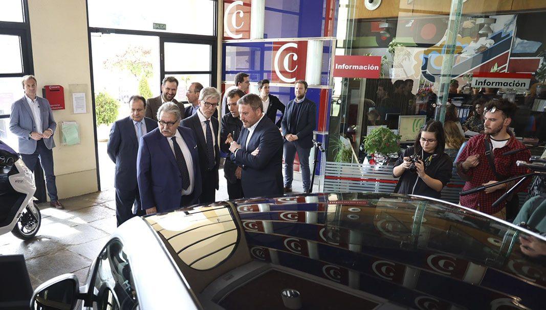 Zaragoza impulsa la movilidad eléctrica con la apertura de la OPME