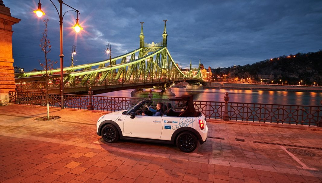 Share Now inicia sus servicios de carsharing en Budapest