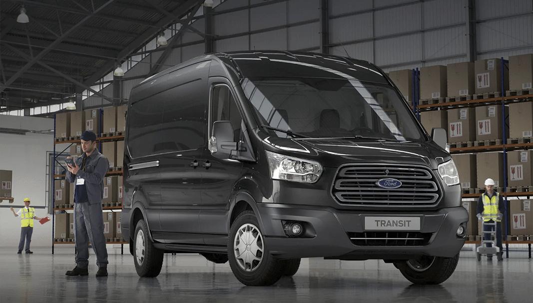 Ford impulsa elementos clave de sus comerciales para flotas de reparto