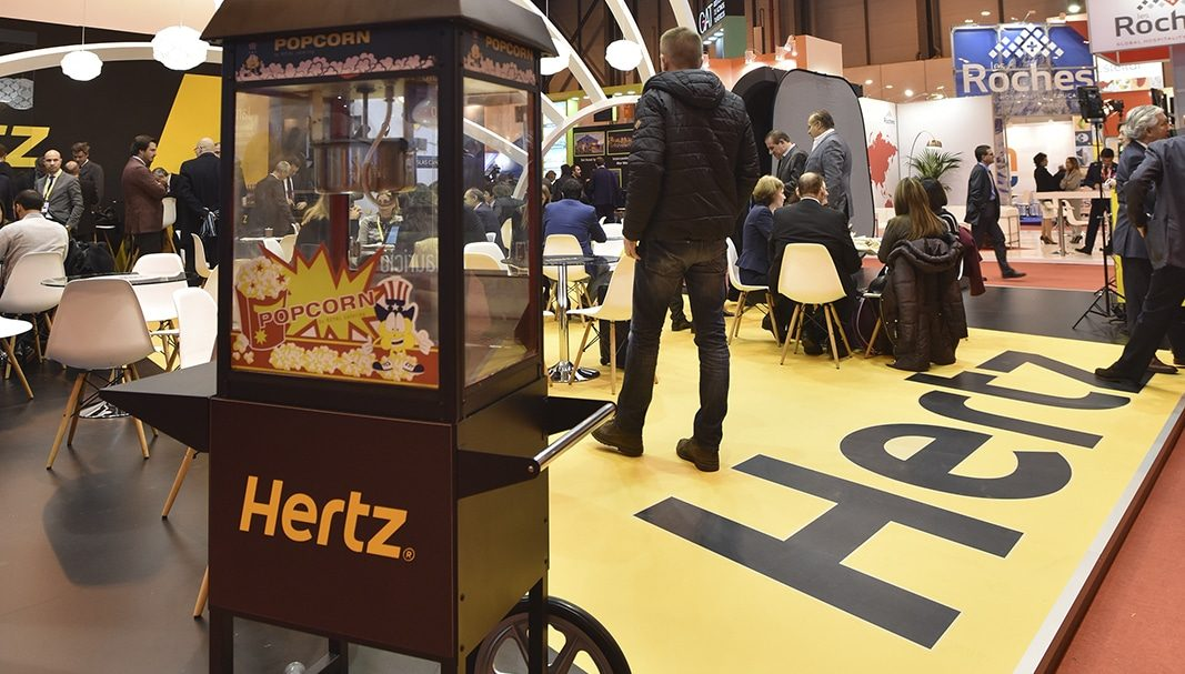 Hertz contratará 140 empleados en temporada alta