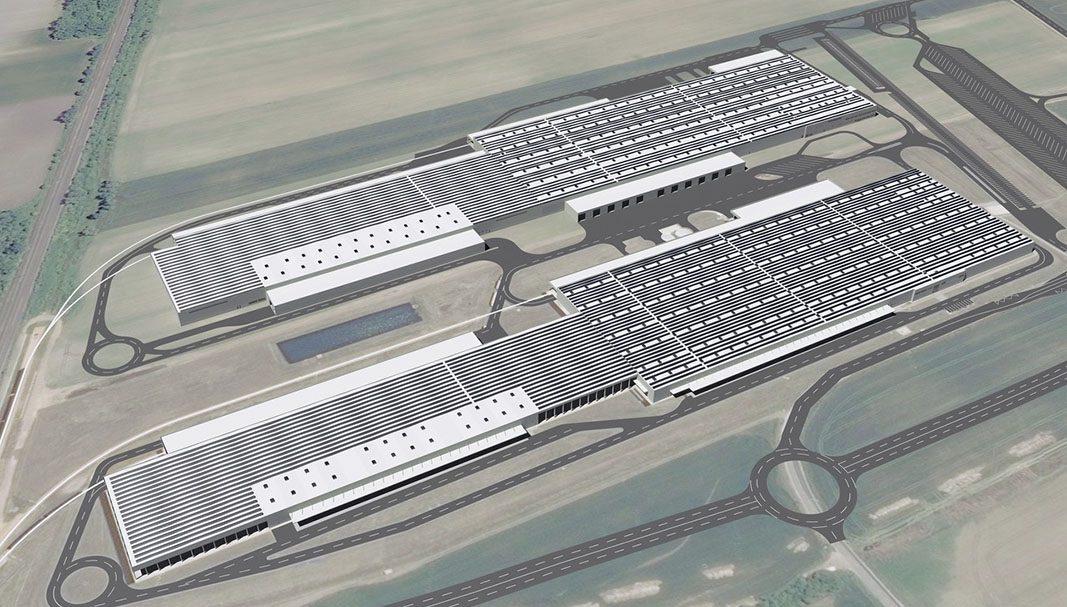 La factoría de Audi Hungría construirá un parque de energía solar