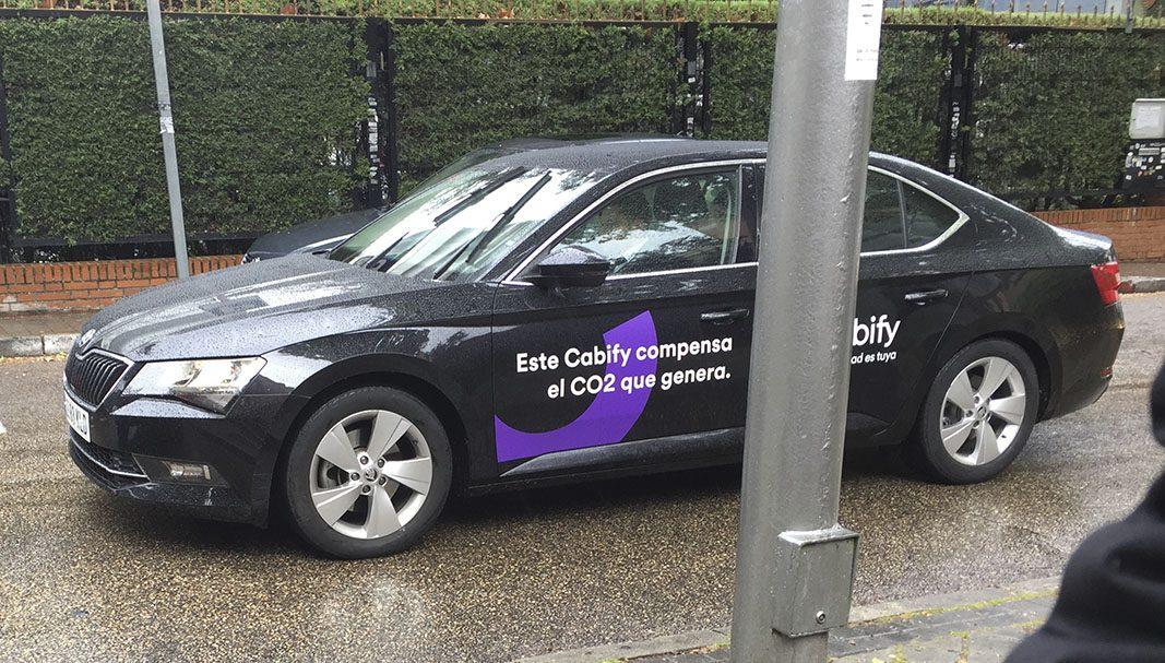Arranca la colaboración de Cabify con el Taxi en España