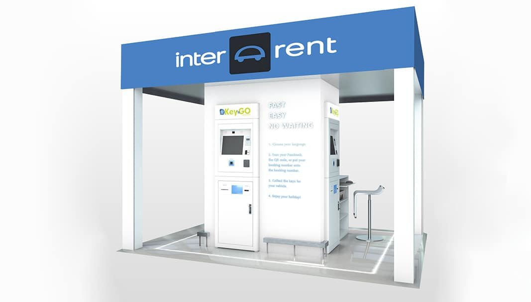 Interrent abre 14 oficinas inteligentes en  cinco países