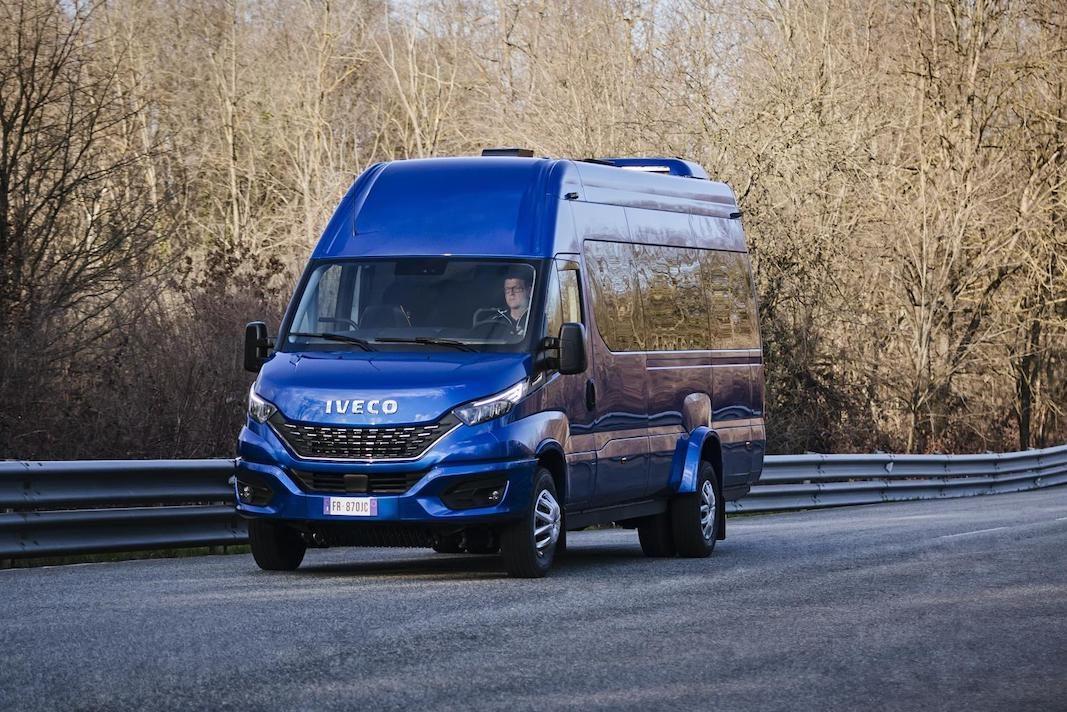 Iveco incorpora al mercado el nuevo furgón Daily, con nuevos estándares en seguridad, eficiencia y conducción