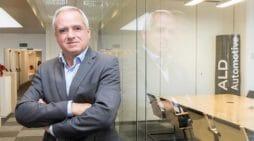 Pedro Malla es el primer ejecutivo de la empresa de renting ALD en España. FOTOGRAFÍA: DANIEL SANTAMARÍA @FLEET PEOPLE