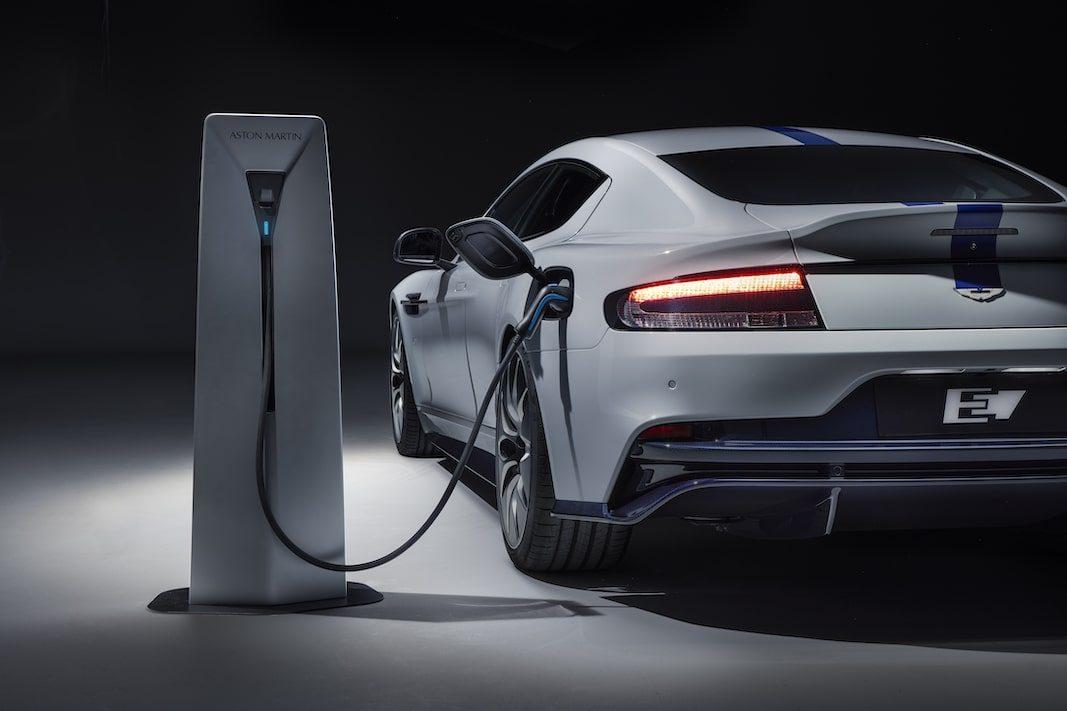 Rapide E, el primer eléctrico de Aston Martin, listo para la producción en serie
