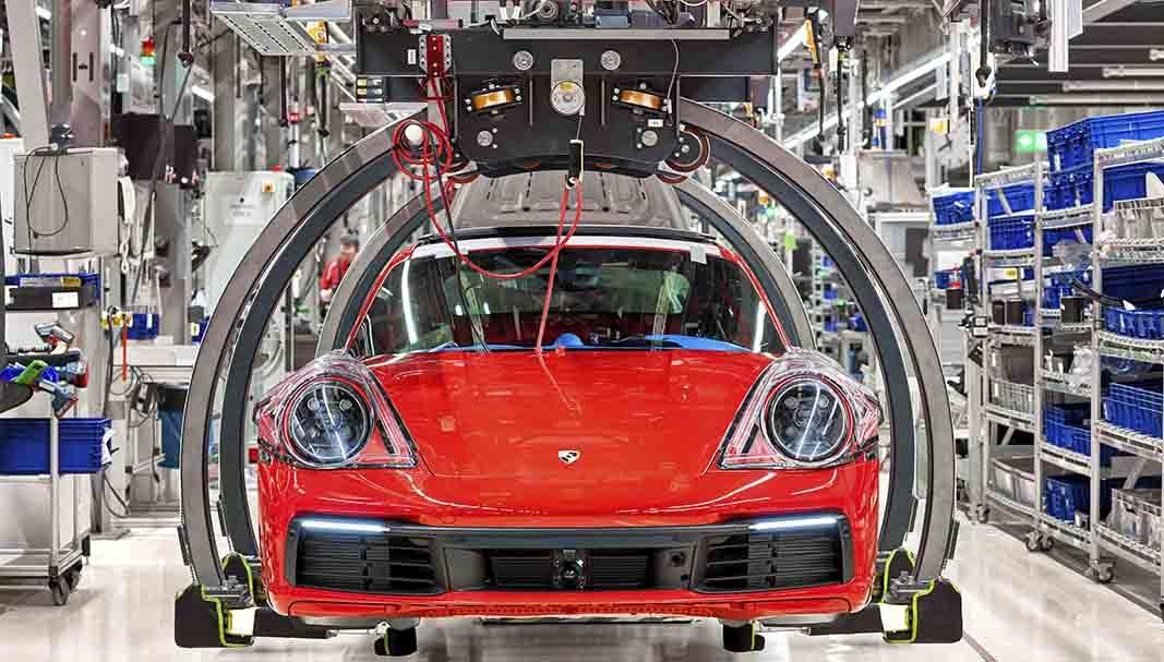 Porsche ha reducido un 75% sus emisiones de CO2 desde 2014