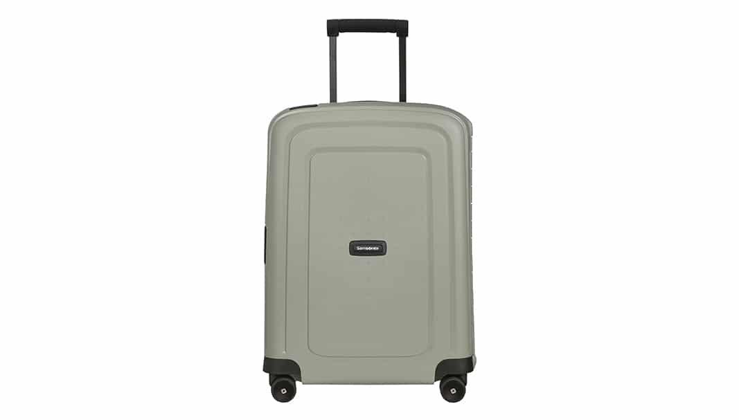 Samsonite: primera colección de maletas hechas con material reciclado
