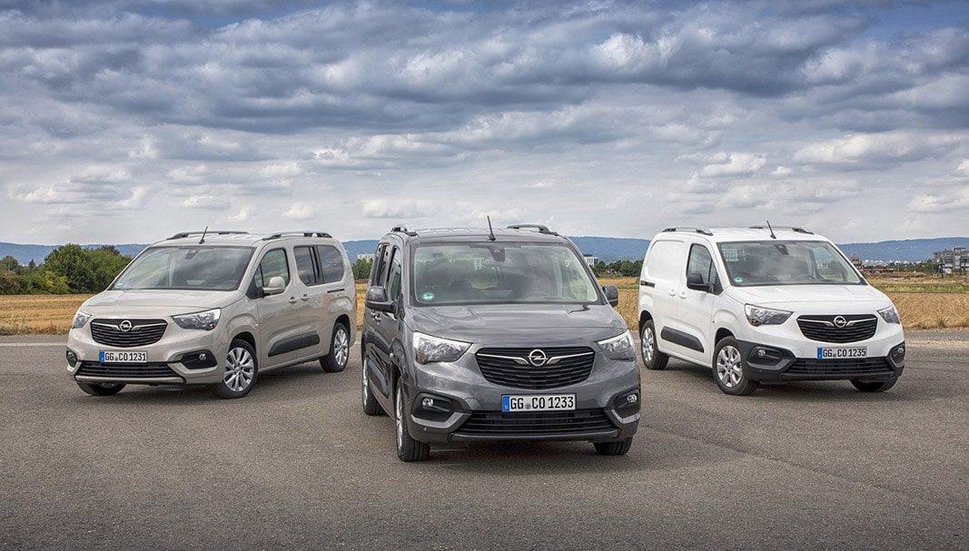 Opel embarca su modelo más profesional con destino a 30 países