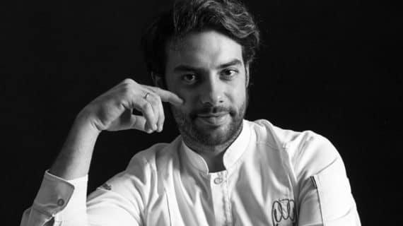 """El Chef Javier Aranda sorprende en Gaytán con """"Inaurem"""""""