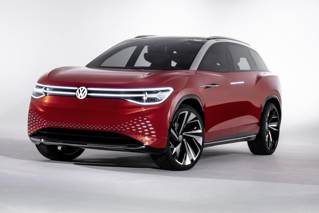 ID. ROOMZZ, un nuevo miembro de la familia eléctrica de Volkswagen