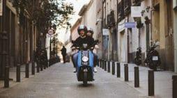 Cabify Movo, moto