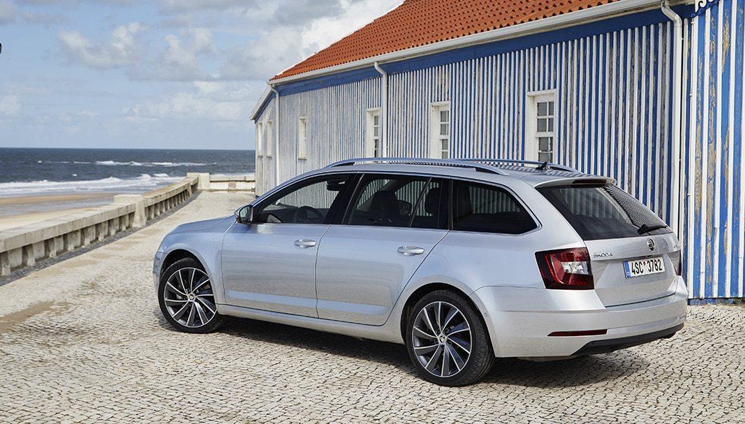Skoda entrega 307.600 vehículos en el primer trimestre del año