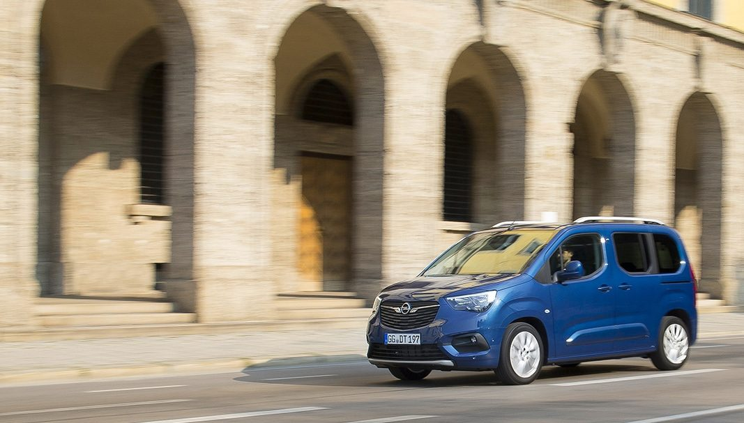 La gran reválida exportadora del Opel Combo