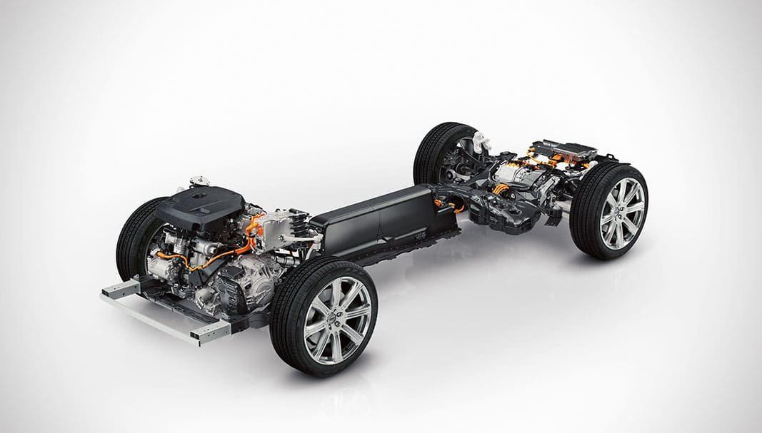 Volvo se alía con CATL y LG Chem para el suministro de baterías