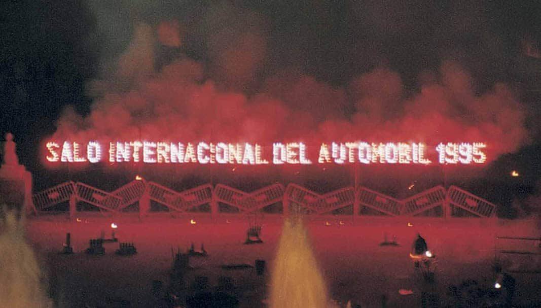 El Salón Internacional del Automóvil de Barcelona en cifras