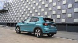 Volkswagen es una de las marcas más vendidas en renting. En la imagen, un T-Cross