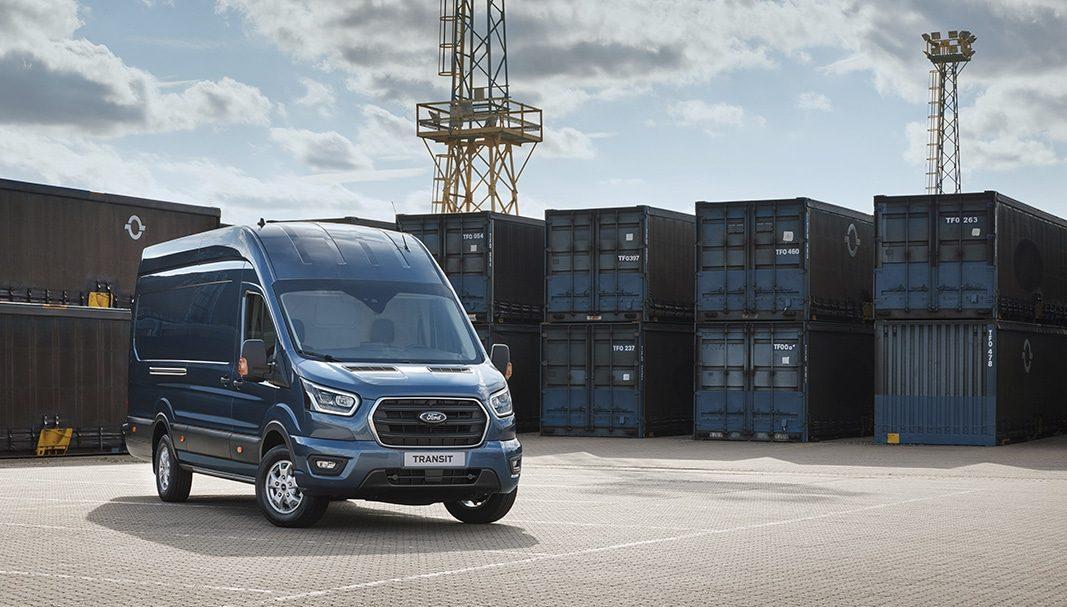 Las ventas europeas de vehículos comerciales crece un 7,8% en abril