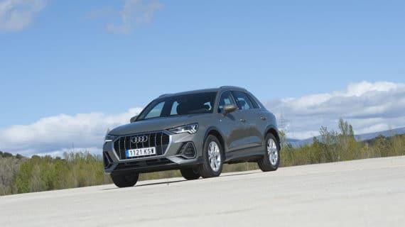 El Audi Q3 entra por derecho propio directo al trono de los SUV compactos