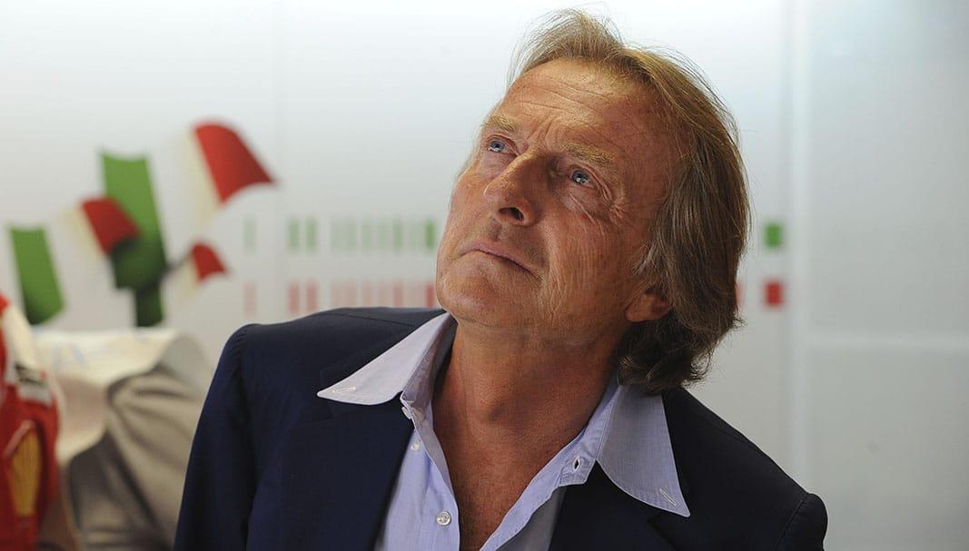 Caro Montezemolo. El ex capo de Ferrari, Luca di Montezemolo, vendía sueños. Marchionne quería popularizar la marca y convertirla en la Prada del motor. Dos filosofías de la vida opuestas y, quizás, el mundo antiguo frente al moderno. // FOTOGRAFÍA: ALBERTO R.