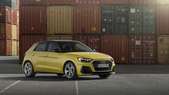 La nueva imagen de una referencia en el sector corporativo: el Audi A1