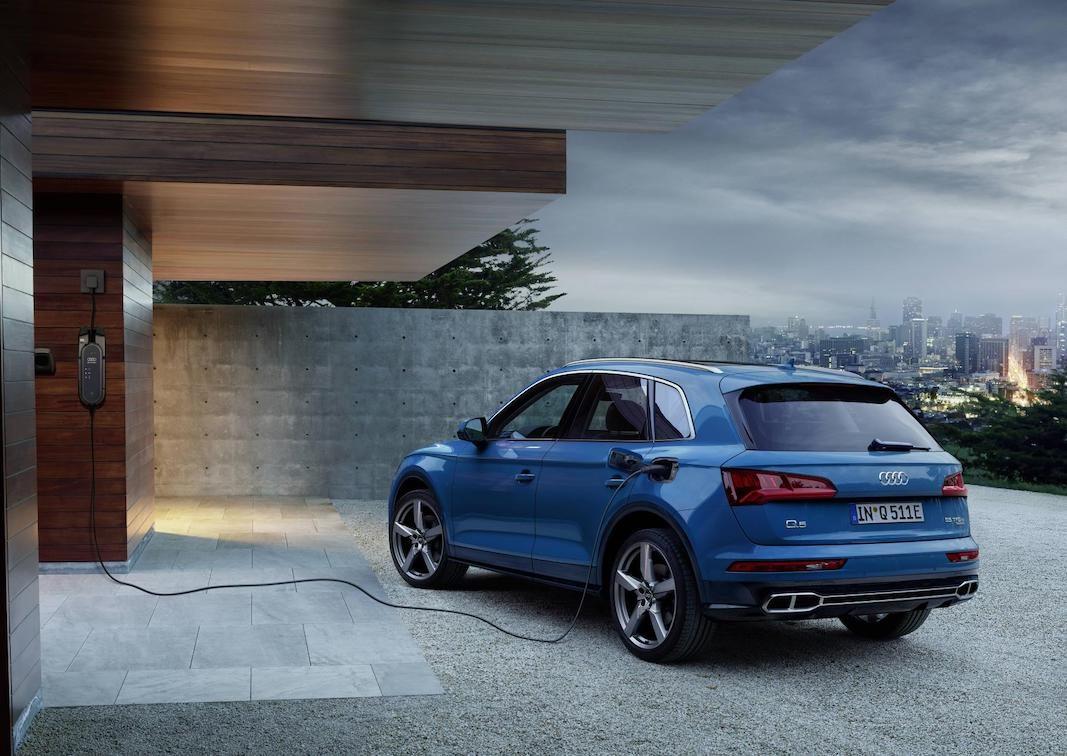 Q5 55 TFSIe quattro, el primero de la nueva familia de híbridos enchufables de Audi