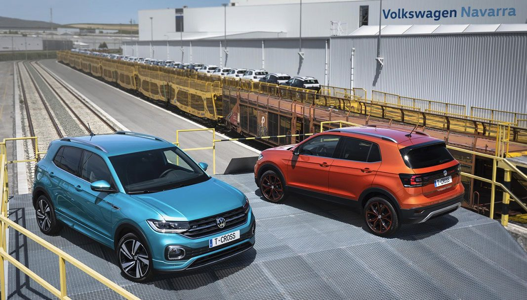 Volkswagen pulsa el grado de atrevimiento de las empresas con el T-Cross