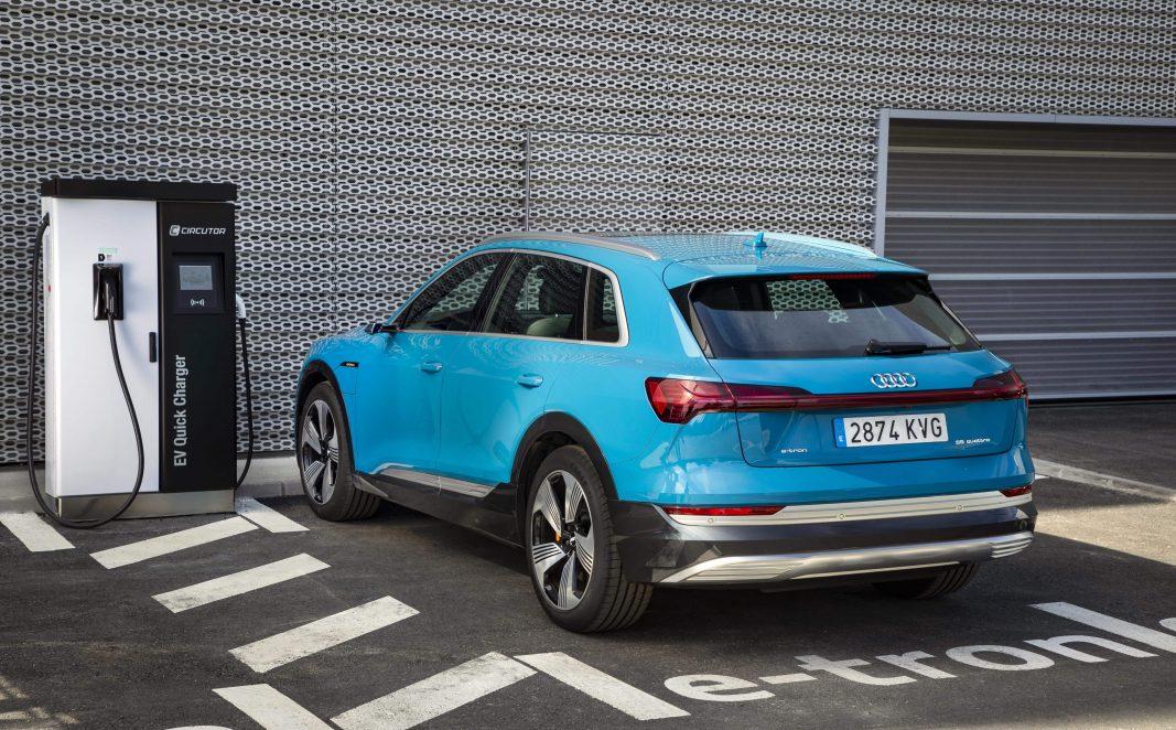 Audi muestra con el e-tron el camino hacia una nueva era responsable para las empresas