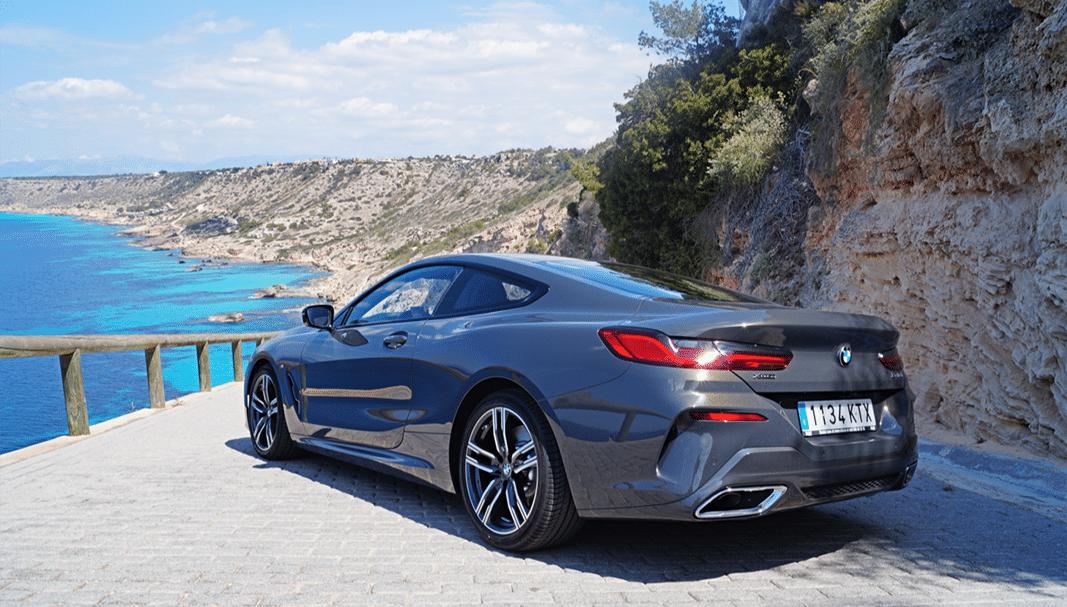 Sixt incorpora a su flota los modelos BMW serie 8 Coupé y Cabrio