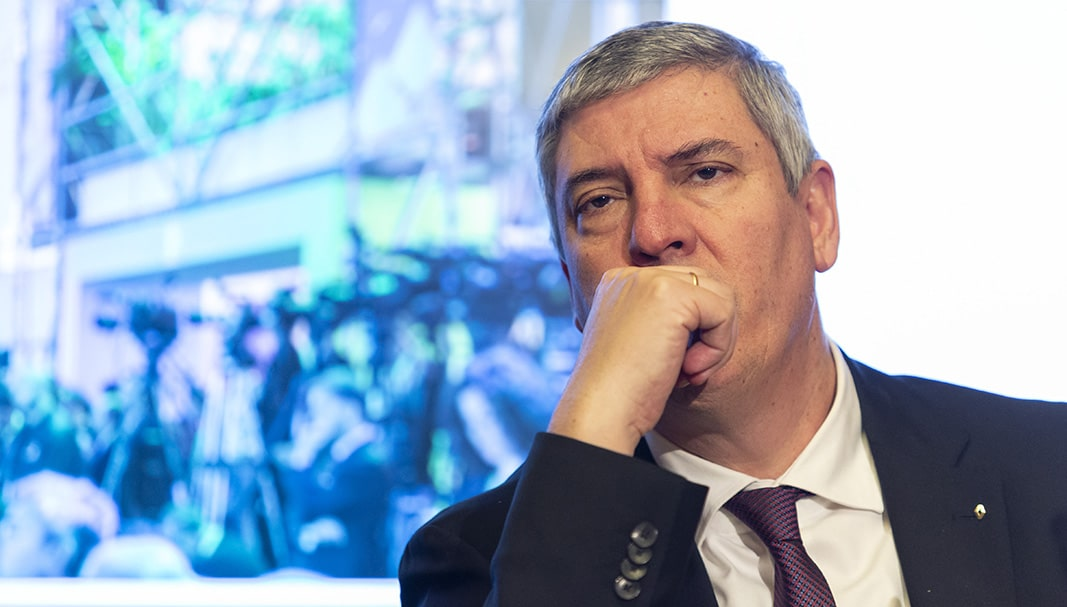 El Presidente de los fabricantes Anfac, José Vicente De los Mozos. FOTOGRAFÍA: DANIEL SANTAMARÍA ©FLEET PEOPLE