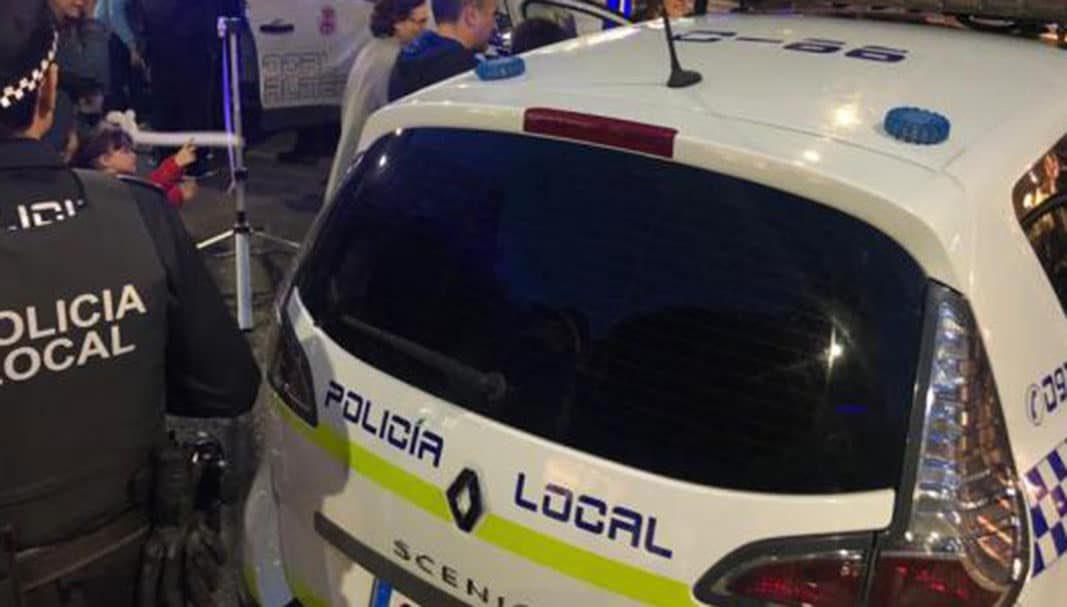 La Policía Local de Almería aumenta su flota con 10 nuevos vehículos