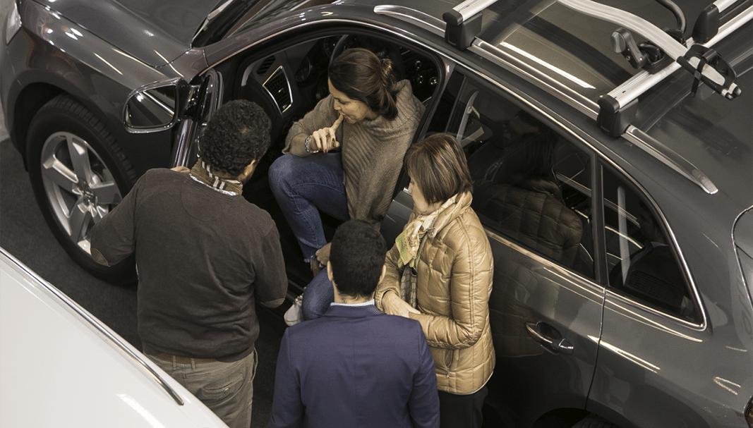TÜV SÜD revisará los vehículos del Salón del V.O. de Madrid