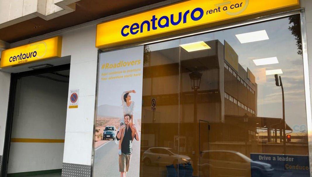 Centauro Rent a Car abre su segunda sucursal en Valencia