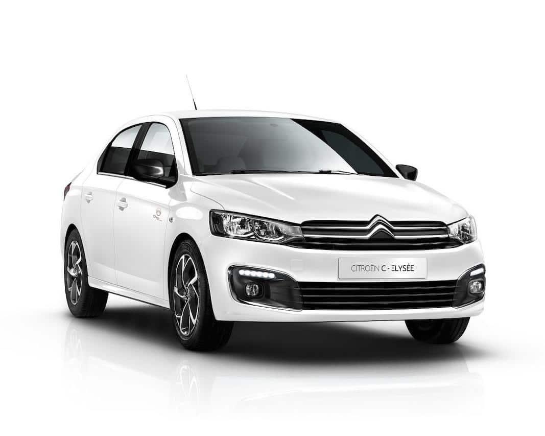 Citroën suma a la celebración del centenario la edición especial Origins en el C-Elysée