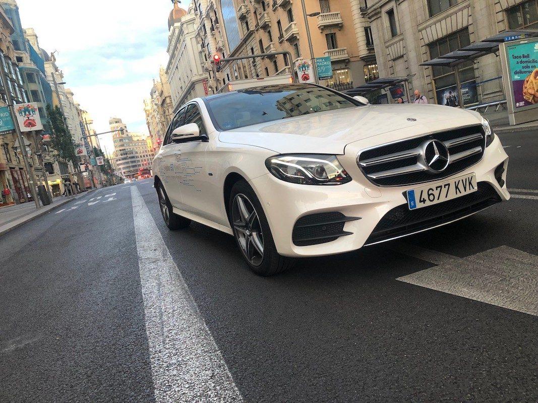 E 300 de, un salto cualitativo en la hibridación enchufable de Mercedes-Benz