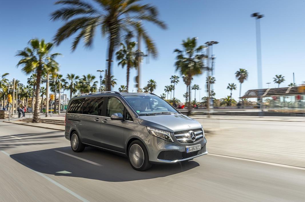 La Clase V de Mercedes-Benz se renueva y ya está disponible desde 50.200 euros