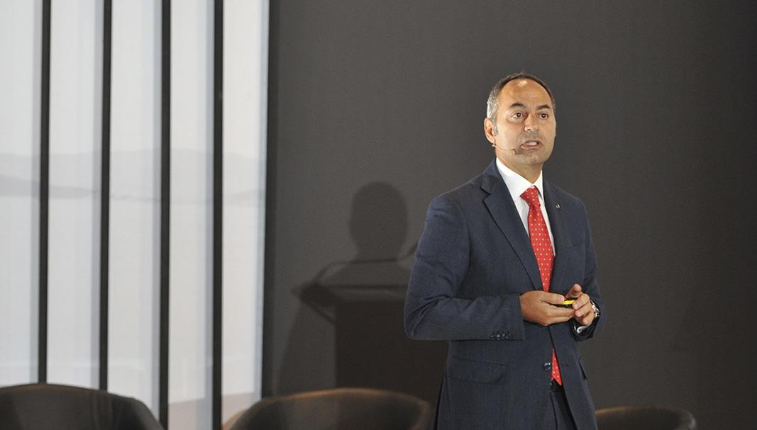 Marco Toro es consejero director general de Nissan Iberia.