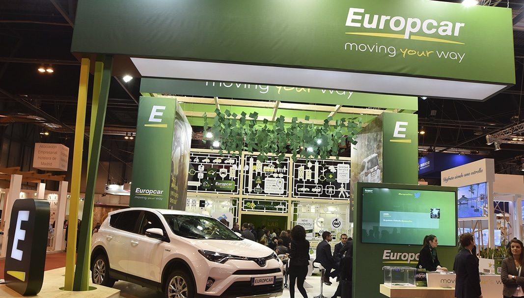 Europcar pierde 64 millones en el primer cuatrimestre del año