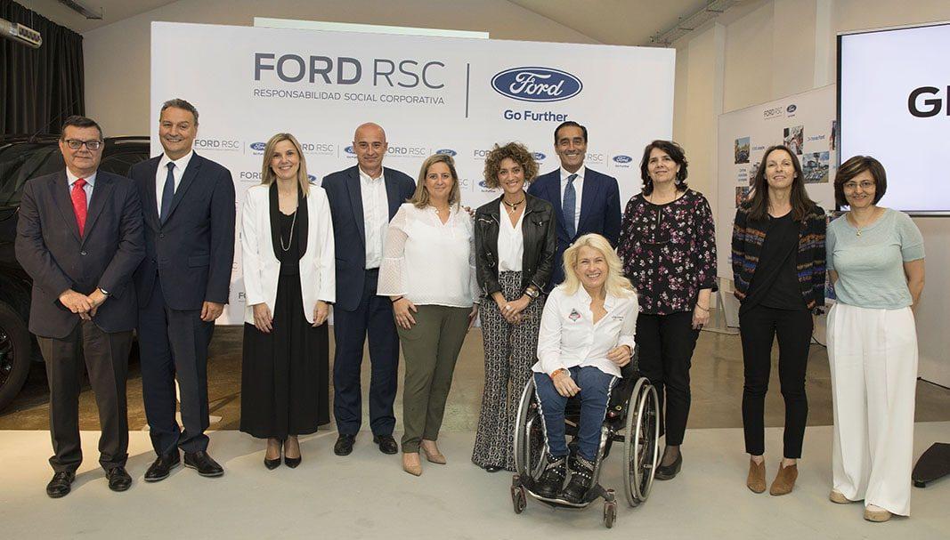 Ford apuesta por iniciativas de Responsabilidad Social Corporativa