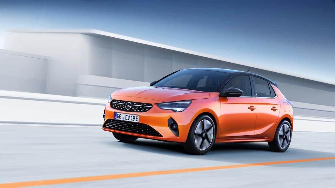Opel entra en la movilidad eléctrica con el Corsa eléctrico de la nueva generación