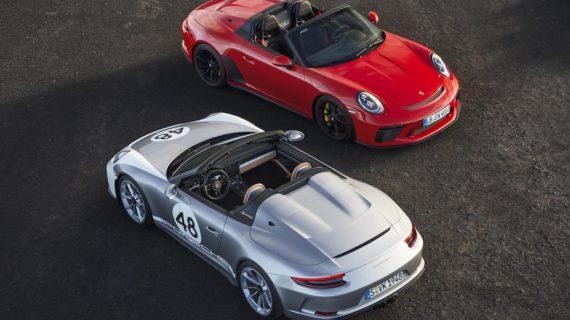 El Porsche 911 Speedster entra en producción con una edición limitada de 510 CV