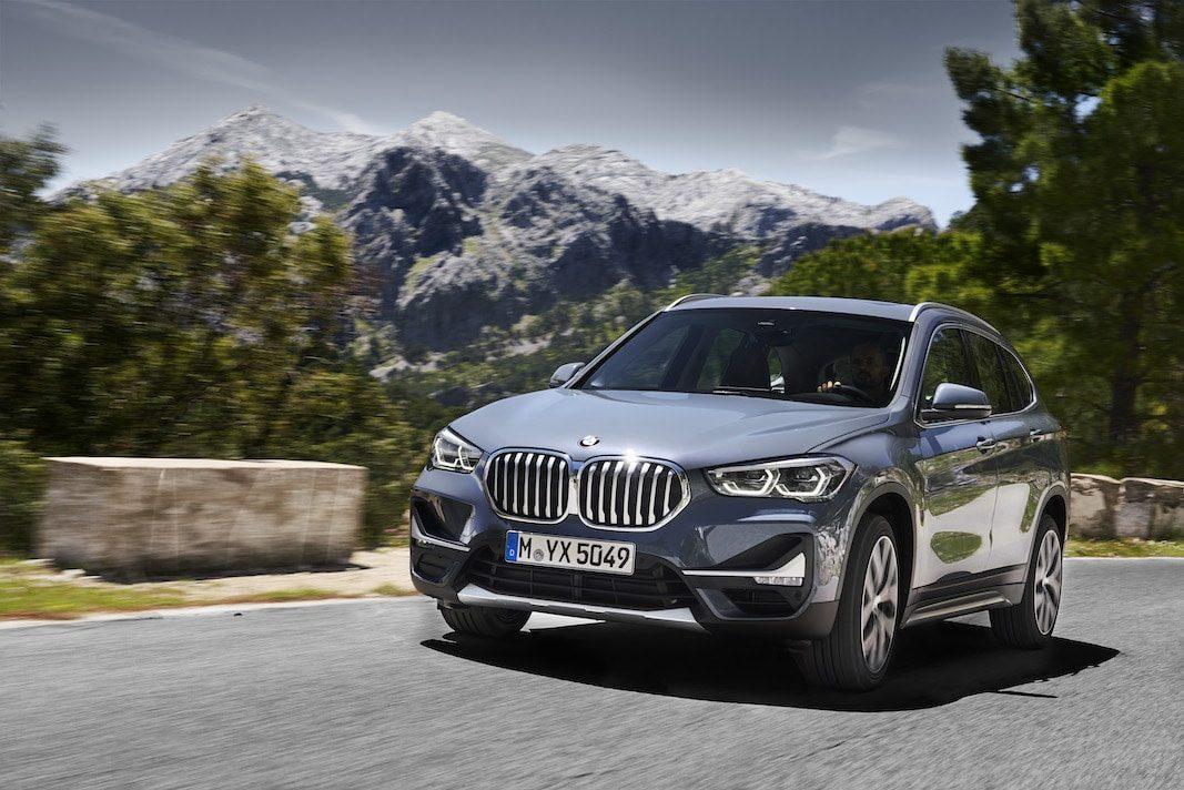 BMW aumenta el atractivo del X1 con una revisión del diseño y el equipamiento