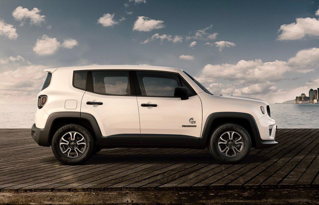 Jeep Renegade Change The Way, una edición especial más equipada y por 17.175 euros