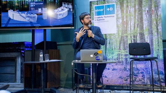 SEAT impulsa la innovación y la creatividad de la mano de Sónar+D
