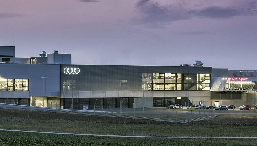 Audi reclama al Gobierno un plan de incentivos estructurado